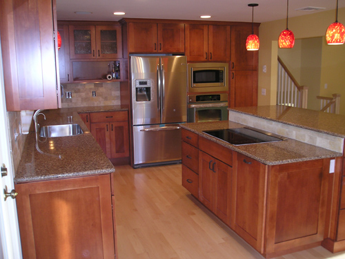 Kitchen remodeling ct contractor for Kitchen renovation pictures